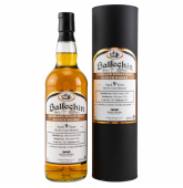 Ballechin 2009/2019 9 Jahre Edradour Highland Single Malt...