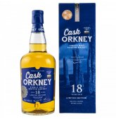 Cask Orkney 18 Jahre Single Malt Whisky