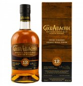 Glenallachie 12 Jahre PX Wood Finish Speyside Single Malt...
