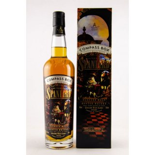 Compass Box The Spaniard Blended Malt