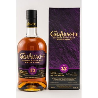 Glenallachie 12 Jahre Single Malt Scotch Whisky