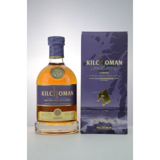 Kilchoman Sanaig Single Malt