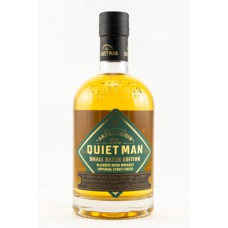 The Quiet Man Imperial Stout Finish Irish Whiskey