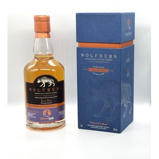 Wolfburn Vibrant Still Single Malt 4 Jahre