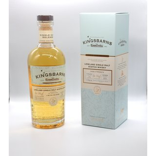 Kingsbarns Single Cask 1610698 2016/2019 61,4 % Lowland Single Malt Whisky