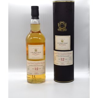 Glenrothes 2007/2019 66,7 % A.D. Rattray Single Malt Scotch Whisky