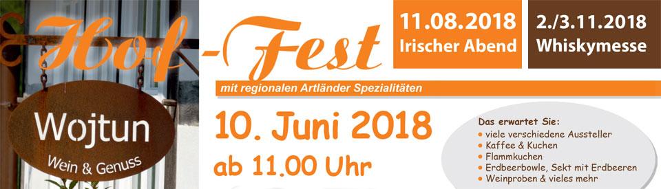 Hof-Fest 2018