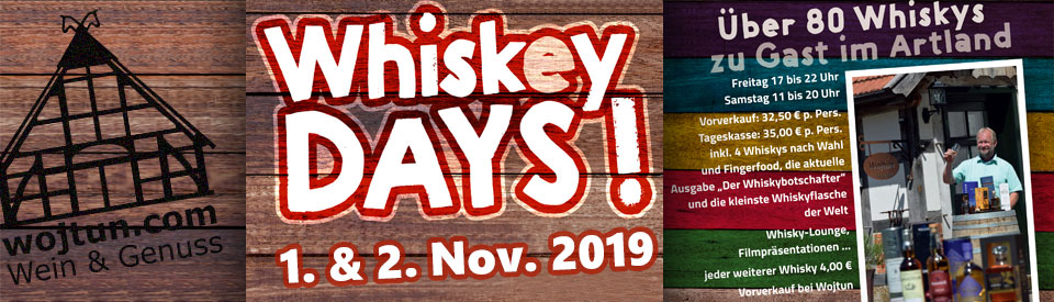 Whisky Days 2019