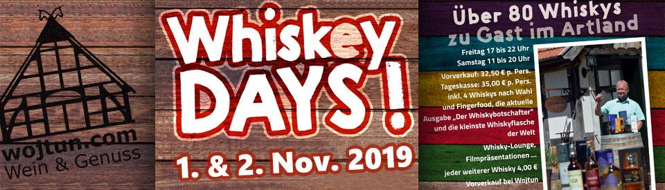 Whisky Days 2019