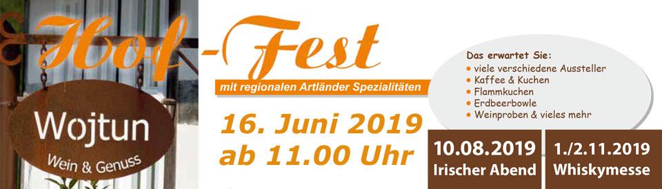 Hof-Fest 2019